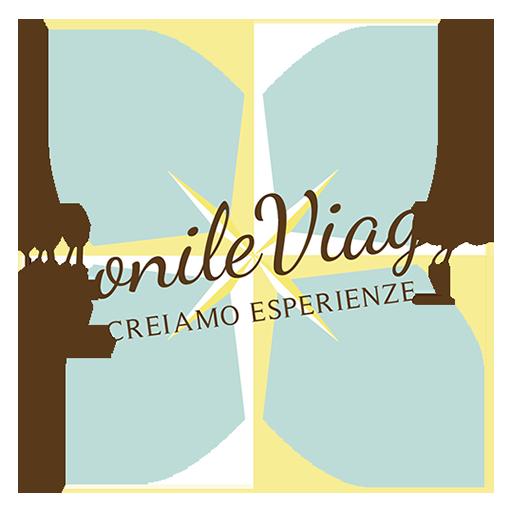 Monile Viaggi Logo