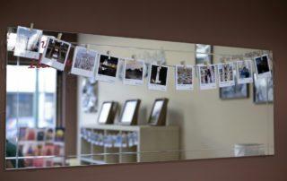 mostra fotografica polaroid