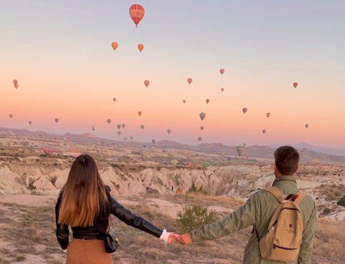 Turchia e Cappadocia in coppia, un reportage fotografico da sogno