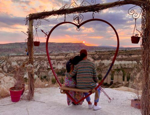 A San Valentino regala un viaggio o un'esperienza