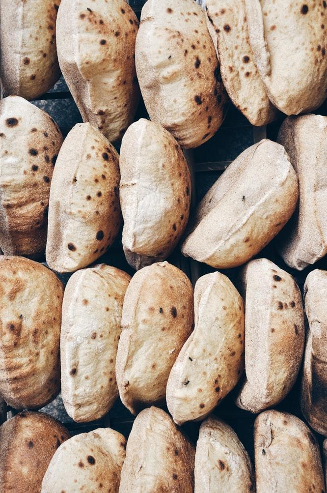 egitto mangiare pane