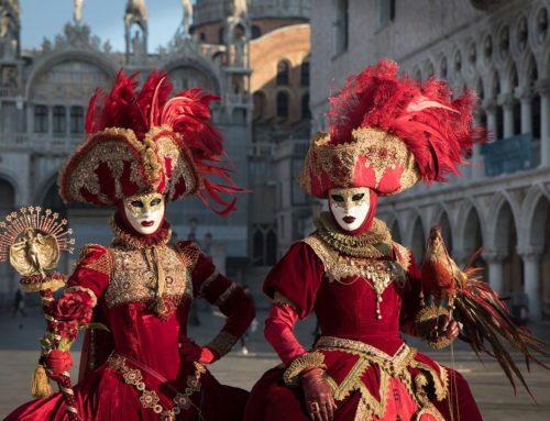 Il Carnevale in giro per il mondo